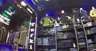 صورة ديكور محل ملابس رجالي , ديكورات لمحلات ملابس تهبل