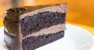 صورة حلى شوكولاته بارد سهل،حلي لذيذ سريع بدون فرن