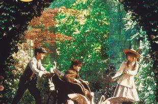صورة قصة الحديقة السرية،اجمل ما كتبت ماري لينوكس