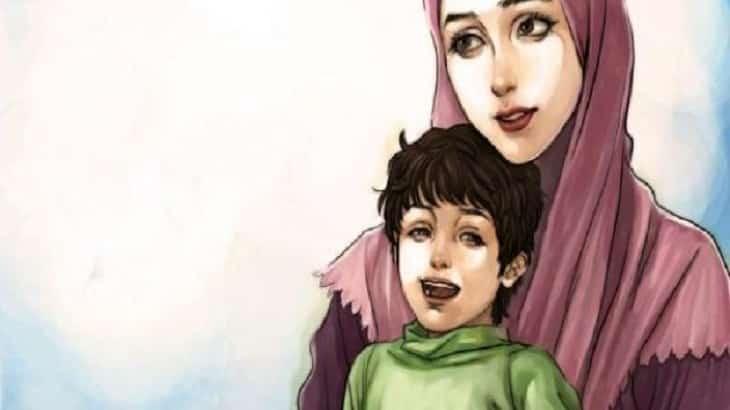 صورة اجمل تعبير عن الام , فضل الام علي ابناءها