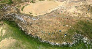 صورة اكبر هضبة في العالم،اين تقع هضبه التبت