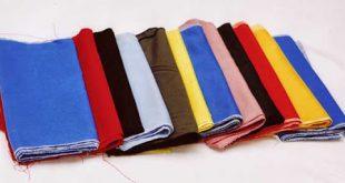صورة انواع القماش للخياطة،موديلات الاقمشه الشتويه و اسعارها
