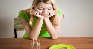 صورة فقدان الشهية العصبي،اعراض فقدان الشهيه و علاجها