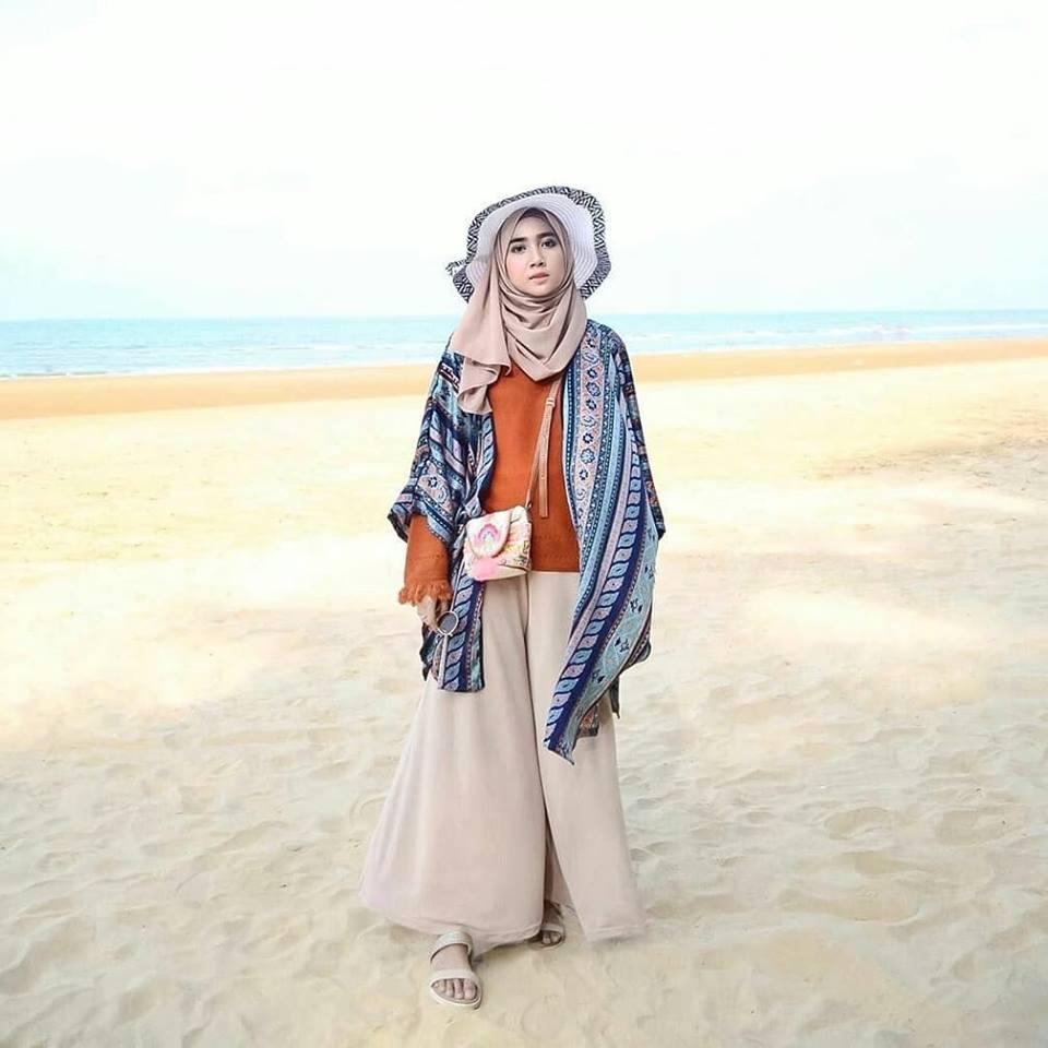 صورة لبس بحر،لوك صيفي عصري 3411 3