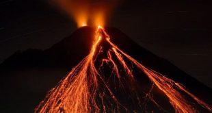 صورة اسباب حدوث البراكين،الاثار السلبيه الناتجه عن البركان