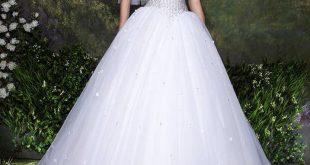 صورة احلى فستان فرح،فستان الاحلام لاشيك عروسه