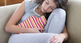 صورة اعراض الدورة الشهرية قبل نزولها عند البنات , الم الدوره الشهريه عند البنات