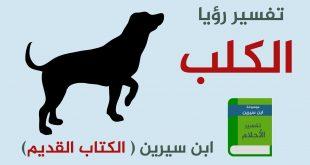 صورة تفسير حلم اكل لحم الكلاب،معني اكل الكلاب في المنام