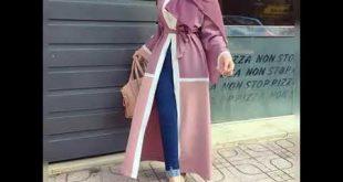 صورة ملابس محجبات كيوت،موديلات و تصاميم للمحجبات خياليه