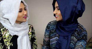صورة كيفية لبس الحجاب التركي , الحجاب التركى وجملى جمالك 5819 12 310x165
