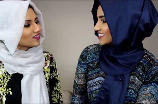 صورة كيفية لبس الحجاب التركي , الحجاب التركى وجملى جمالك