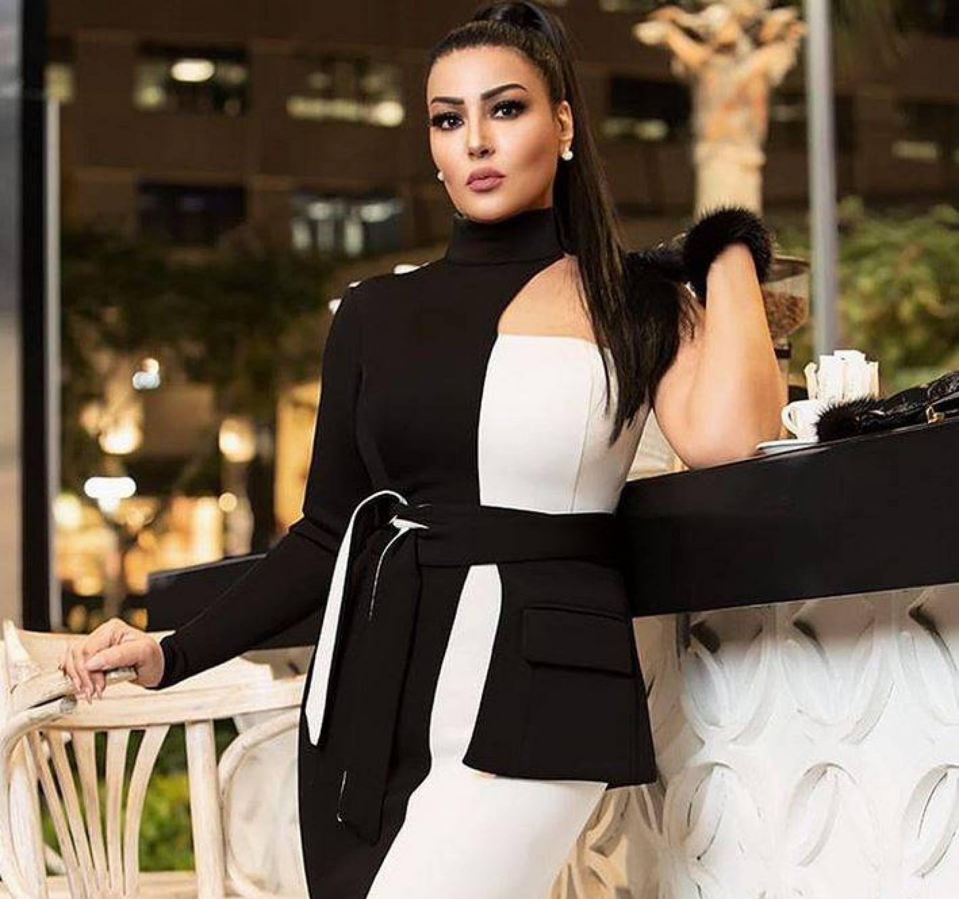 صورة فستان سميه الخشاب , سميه الخشاب واحدث فستان لها 5926 6