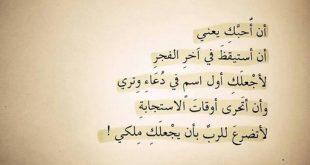 صورة دلعت حبيبي باحلي كلام , قصيدة شعر حب 1157 15 310x165