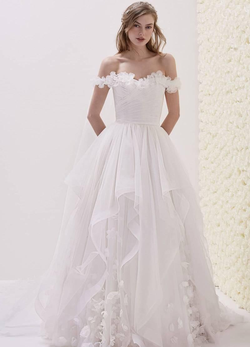 صورة موديلات فساتين جامدة , اخر موضة فساتين الزفاف 995 8