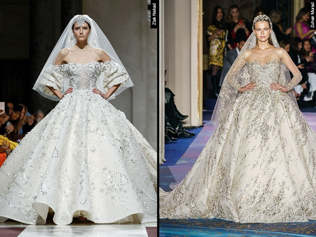صورة موديلات فساتين جامدة , اخر موضة فساتين الزفاف