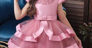 صور فستان اطفال