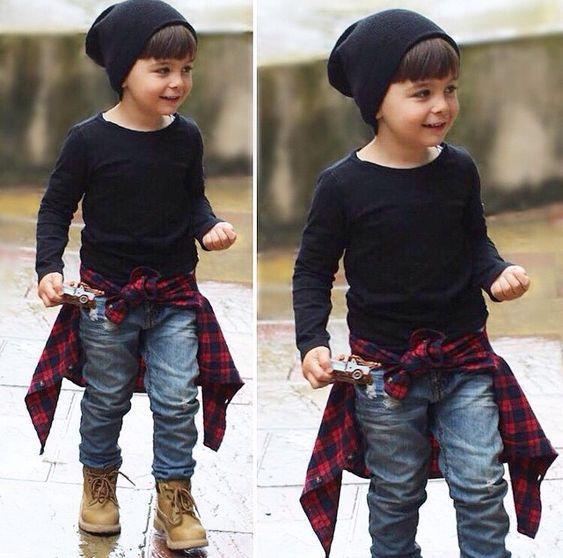 صورة ملابس شتويه للاطفال , اجمل ملابس شتوي للاطفال 1287 2